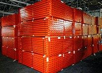 Used Pallet Rack Beams
