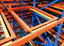 Used Pushback Racks