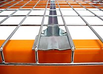 Used Wire Mesh Decks