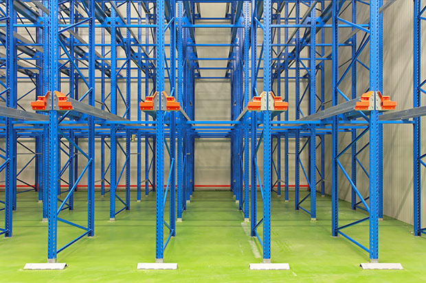 Used Drive-In Racking
