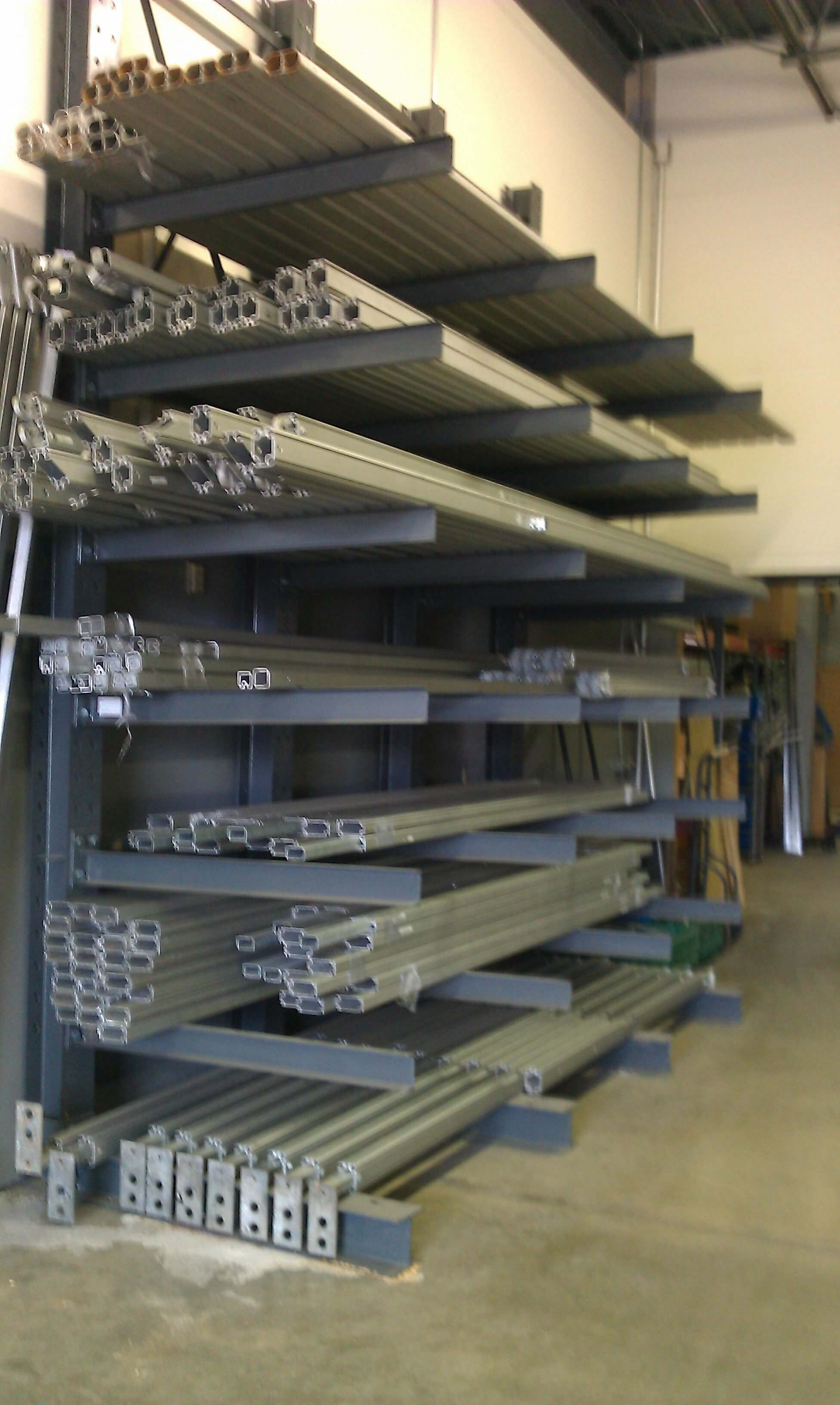 container space racks custom aid cantilever rack containers system racking special manufacturing