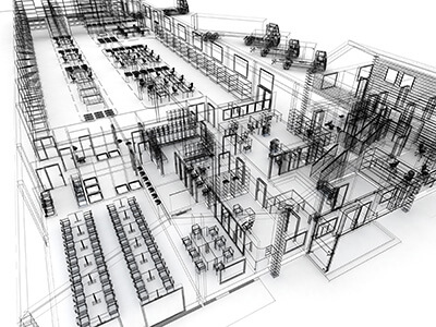 Warehouse layouts used Warehouse racking layout software free